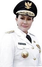 Gubernur Palsu Nyali Besar Tidurin Presiden Ratu Atut Chosiyah van Banten