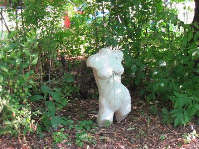 Concrete Garden Sculptures
