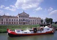 Barge LA DOLCE VITA - Venice, Italy