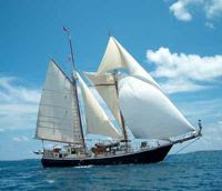 Schooner Bonnie Lynn - Charter Maine & New England with Paradise Connections Yacht Charters