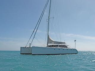 Gunboat catamaran, Safari - Photo by Paradise Connections ©2009
