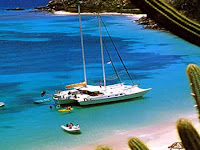 Charter Yacht Promenade - Sail Dive the BVIs. Fun for friends & family groups - Contact ParadiseConnections.com