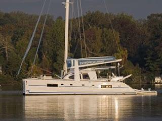 Charter catamaran Entrepreneurship in Virgin Islands Caribbean or New England - Contact ParadiseConnections.com