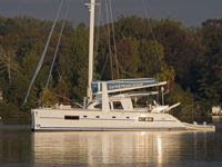 Charter Catamaran Entrepreneurship in New England this summer, or Virgin Islands in the winter. Contact Paradise Connections Yacht Charters.