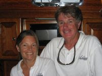 Charter yacht ASHLANA's crew - Photo © Paradise Connections