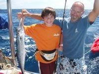 Charter yacht Aloha Malolo - Contact ParadiseConnections.com