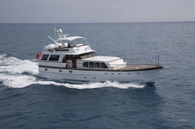 Charter Yacht VICTORIAN ROSE in New England this summer with ParadiseConnections.com