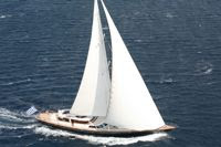 Charter Yacht GITANA in Greece this summer with Paradise Connections Yacht Charters