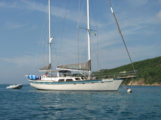 Charter yacht THREE MOONS - Contact ParadiseConnections.com
