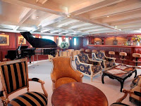 SS DELPHINE - Music Room - Contact ParadiseConnections.com