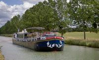 French canal barge cruise vacations with ParadiseConections.com