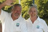 Rene & Liz - Owner-operators of French Hotel Barge EMMA