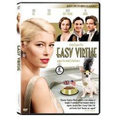 Easy Virtue - DVD