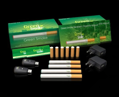 Green Smoke Electronic Cigarettees