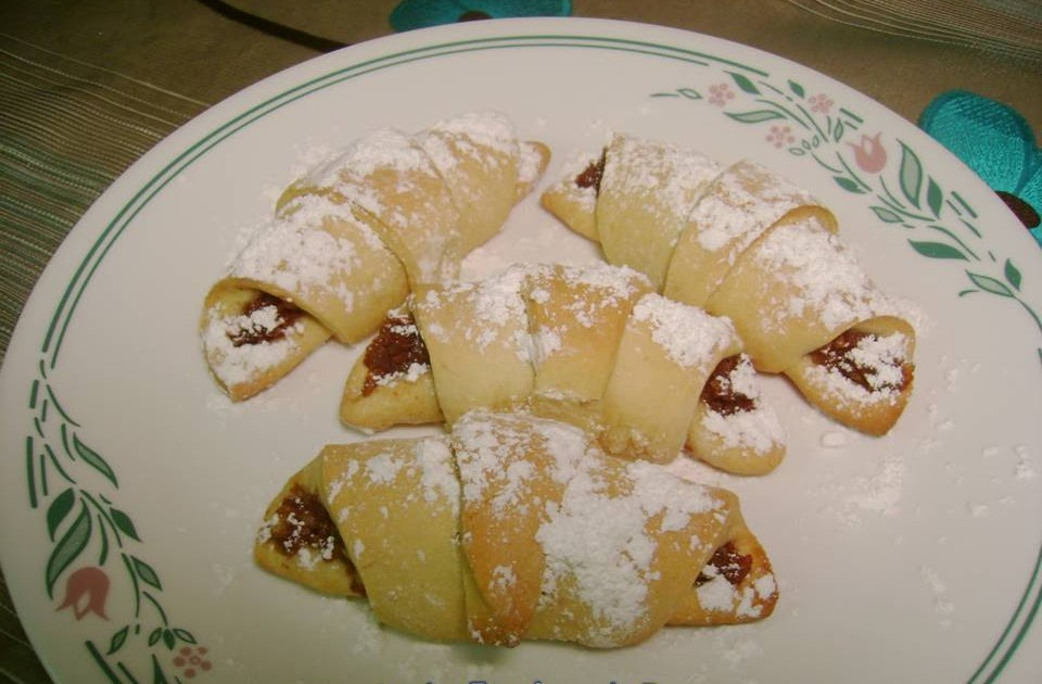 Apple Cookie Rolls (Elmali Kurabiye)