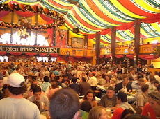 German Beer Tent