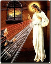 Estas são palavras de Jesus Misericordioso a Santa Faustina às três horas da tarde!