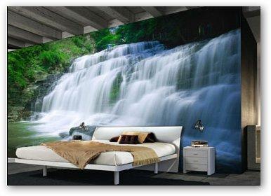 Pintor zaragoza profesional dale color a tu vida foto for Murales de pared para dormitorios