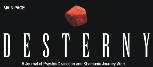 Desterny: stone divination shaman stone readings and shaman wisdom