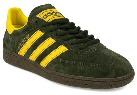 Adidas Spezial Shoes Blue