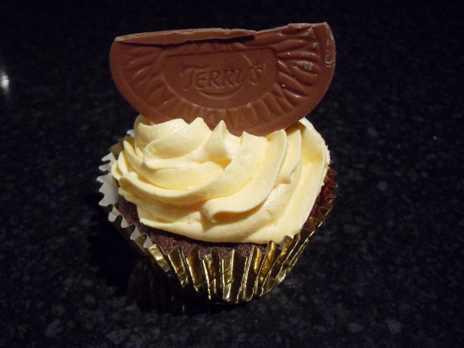 ... in Furness and the Lake District, Cumbria: Chocolate Orange Cupcakes
