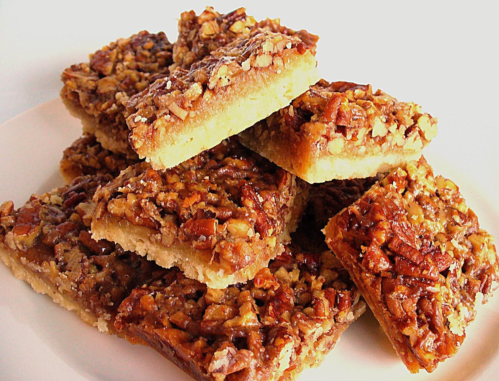 The Lonely Baker: Caramel Pecan Bars