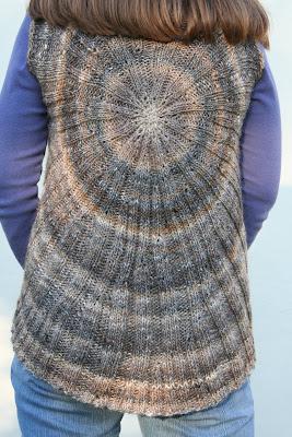 Crochet Circle Pattern Vest Free Crochet Patterns