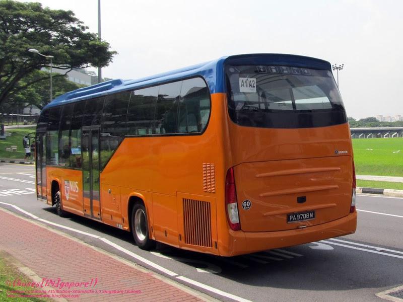 buses[IN]gapore!): ComfortDelgro Scania ...