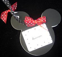 Minnie Autograph Book (SMP-M019)