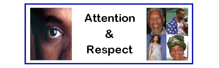 Attention  &  Respect