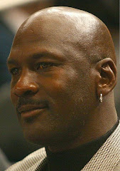 """Air"" Michael Jordan"
