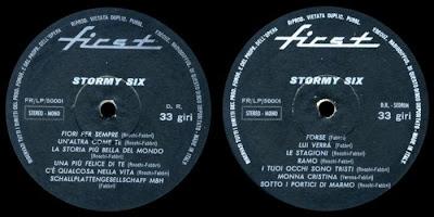 Stormy Six Le idee di oggi per la musica di domani 01