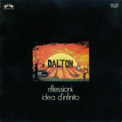 Dalton Riflessioni Idea D'infinito 1973