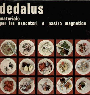 Dedalus Materiale per tre esecutori e nastro magnetico