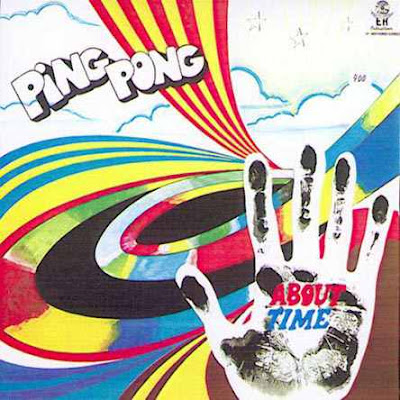 ping pong about time 1971