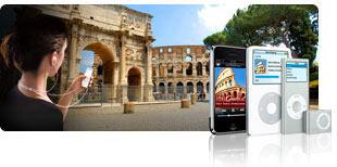 Audioguide gratis in italiano da scaricare, audio guide gratuite Sicilia e Italia