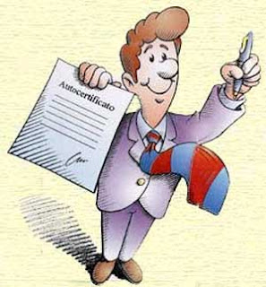 Come fare autocertificazione, Moduli autocertificazione generica, residenza, stato di famiglia, titoli di studio, cittadinanza, modello autocertificazione da scaricare gratis