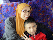 mom n little hafiz