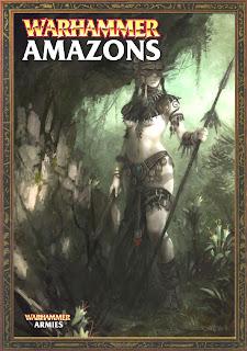 new WFB Army - Amazons