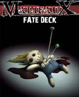 Malifaux Fate Deck image