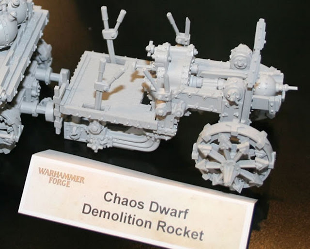 Chaos Dwarf Demolition Rocket photo