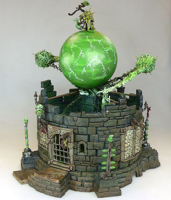 Skaven Doomsday Device