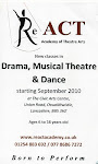 ReAct Academy of Theatre Arts