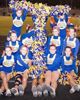 Your Varsity Cheerleaders