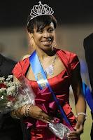 2008 Homecoming Queen Tamirrah Davis