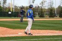 Scotty McCreery leads off third
