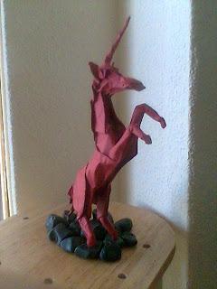 Unicornio de Román Díaz