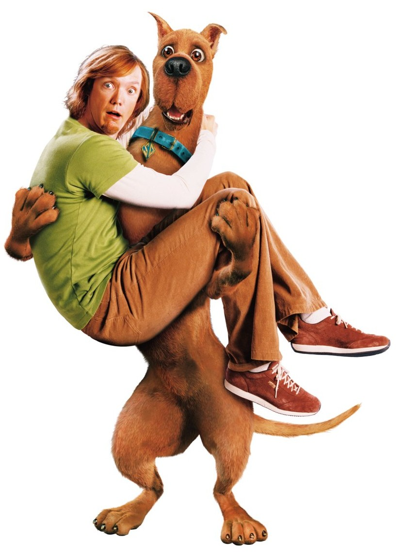 Scooby doo themed google doodle for halloween - Samy scoobidoo ...