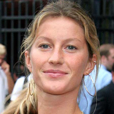 Gisele Bundchen skin care