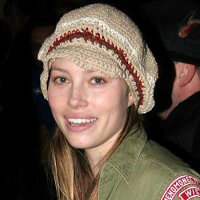 Jessica Biel skin care